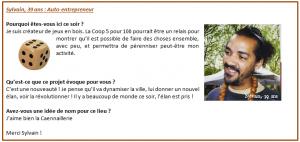 Sylvain 39 ans